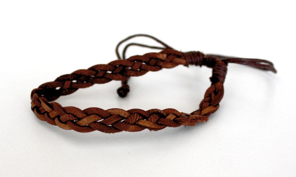 Flores Weave Bracelet
