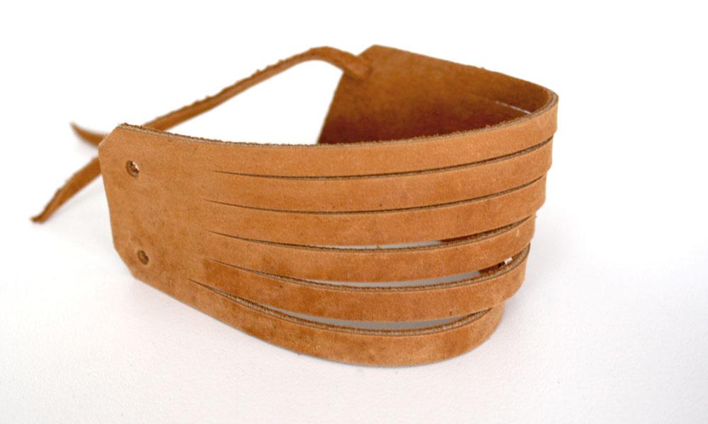 Nain Leather Strap