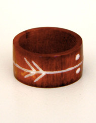 Nusa Wooden Ring