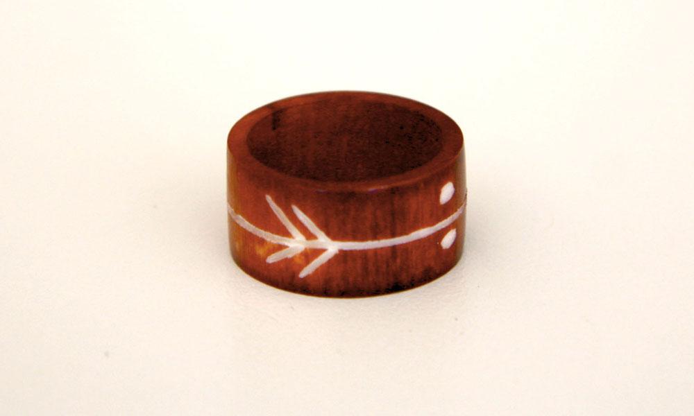 Nusa Wooden Ring