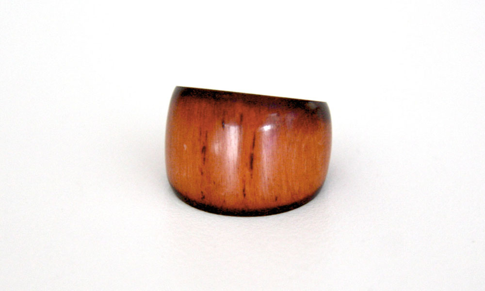 Lomblen Wooden Ring