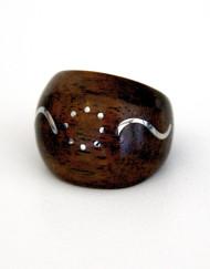 Selang Wooden Ring