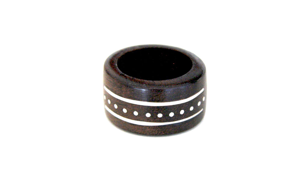 Menjangan Wooden Ring