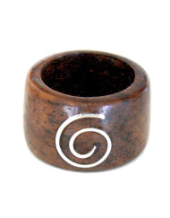 Pulau Wooden Ring